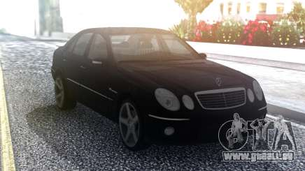 Mercedes-Benz E55 AMG W211 für GTA San Andreas