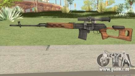 Rekoil SVD Dragunov für GTA San Andreas