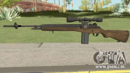 M14 Sniper HQ für GTA San Andreas