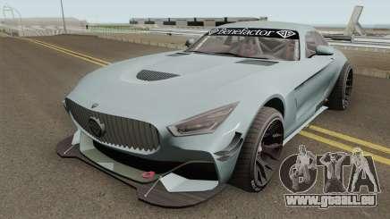 Benefactor Schlagen GT3 GTA V pour GTA San Andreas