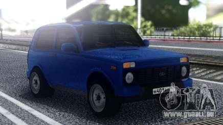 Niva Urban Blue für GTA San Andreas
