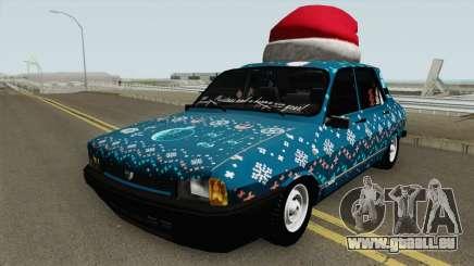 Dacia 1310 CN3 Christmas Edition pour GTA San Andreas