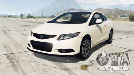 Honda Civic Si Coupe (FG) v1.1 [replace] pour GTA 5