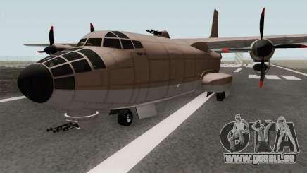 RM-10 Bombushka GTA V für GTA San Andreas
