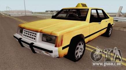 Taxi BETA pour GTA San Andreas