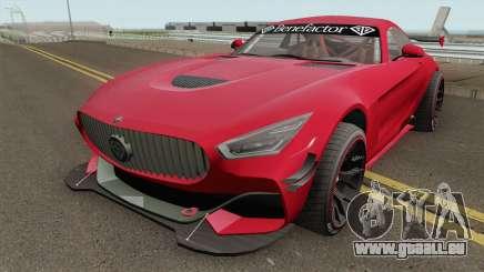 Benefactor Schlagen GT3 GTA V IVF pour GTA San Andreas