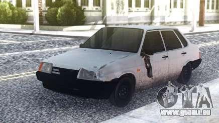 VAZ 21099 Cassé pour GTA San Andreas