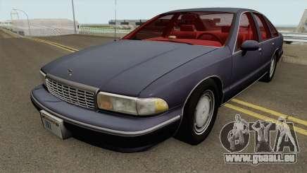 Chevrolet Caprice 1993 Civilian für GTA San Andreas