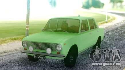 VAZ 2101 Soviétique pour GTA San Andreas