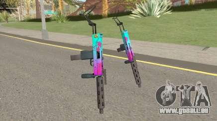 SMG GTA V pour GTA San Andreas