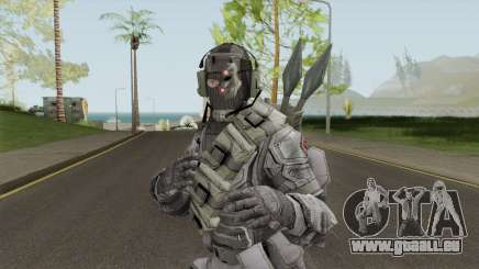 Grenade Thrower (PvE) From Warface pour GTA San Andreas