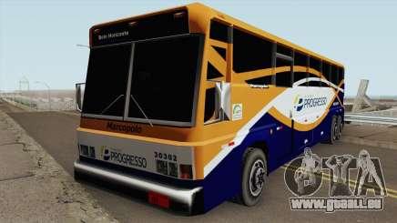 Coach Onibus de Viagem TCGTABR pour GTA San Andreas