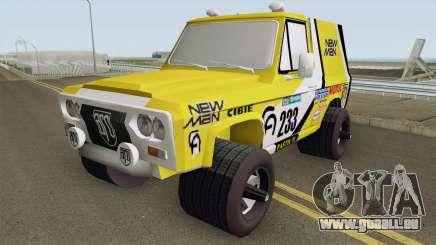 Aro 244 Dakar from Mamaia Vice pour GTA San Andreas