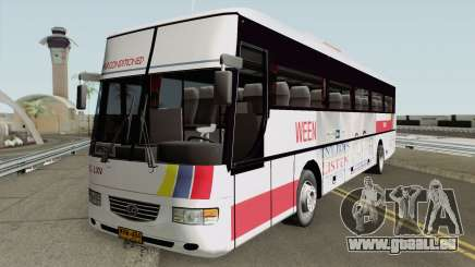 Philippine BUS Whenna Expreess pour GTA San Andreas