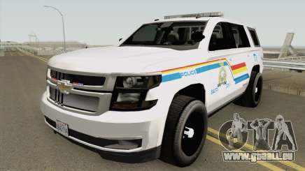 Chevrolet Tahoe San Andreas State Police RCMP für GTA San Andreas