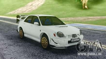 Subaru WRX STI Sedan pour GTA San Andreas