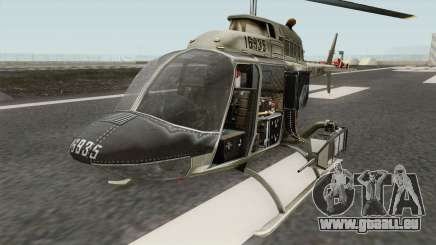 Bell OH-58A Kiowa pour GTA San Andreas