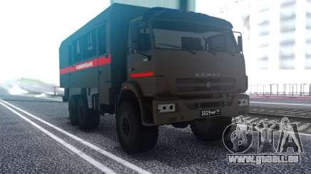 КavАЗ 45143 Minenräumung Militär Polizei für GTA San Andreas