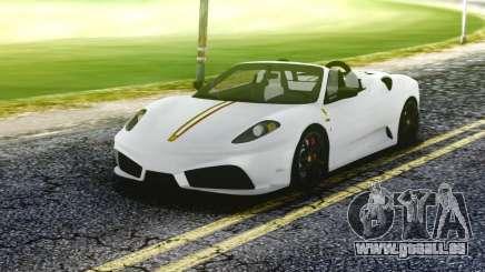Ferrari F430 Scuderia Spider für GTA San Andreas