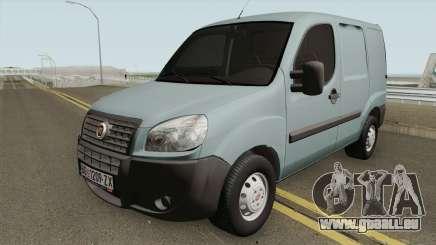 Fiat Doblo Van 2009 pour GTA San Andreas