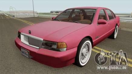 Buick LeSabre Deluxe Sedan (Elegant Style) 1992 pour GTA San Andreas