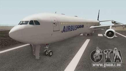 Airbus A340-600 HQ pour GTA San Andreas