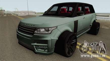 Range Rover Vogue L405 Startech pour GTA San Andreas