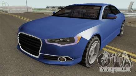Audi A6 LQ für GTA San Andreas