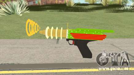 GTA Online (Arena War) Rail Gun pour GTA San Andreas