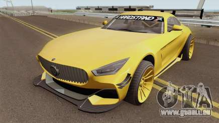 Benefactor Schlagen GT GTA V IVF pour GTA San Andreas