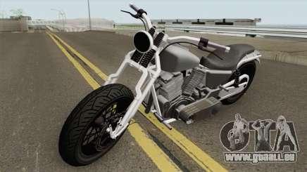 Western Motorcycle Wolfsbane GTA V HQ für GTA San Andreas
