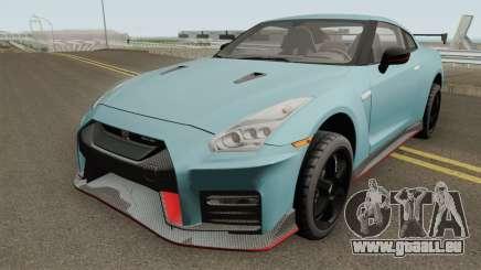 Nissan GT-R R35 NISMO 2018 pour GTA San Andreas