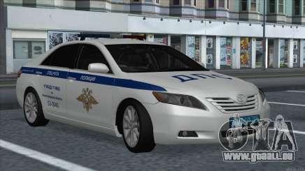 Toyota Camry 2007 MS DPS police de la circulation pour GTA San Andreas