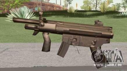 MP5 From GTA Vice City LQ für GTA San Andreas