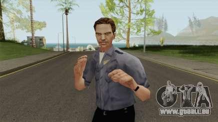 LCS Prison Guard für GTA San Andreas