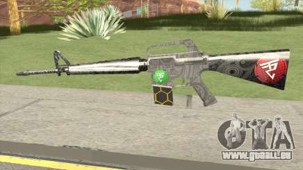 M4 (Special Troop) pour GTA San Andreas