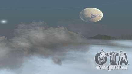Ratchet And Clank PS4 Planet Veldin Moon für GTA San Andreas