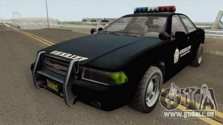 Sheriff Cruiser GTA V pour GTA San Andreas