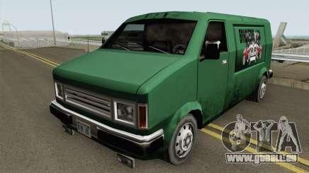 Topfun Van Normal (Brinquedos) TCGTABR pour GTA San Andreas