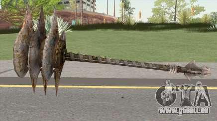 Grimlock Weapon pour GTA San Andreas