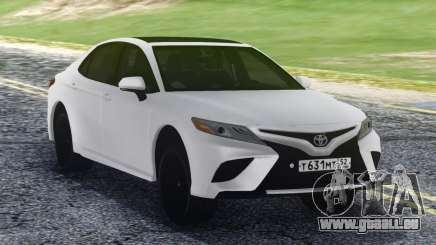 Toyota Camry 70 pour GTA San Andreas