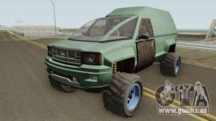 Declasse Brutus Apocalypse GTA V pour GTA San Andreas