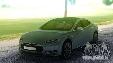 Tesla Model-S P90D pour GTA San Andreas