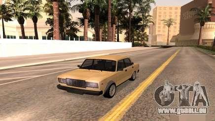 2107 De Combat Classique De Stoke pour GTA San Andreas