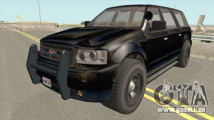 Vapid Prospector FBI V2 GTA V IVF pour GTA San Andreas