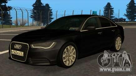 Audi A6 FSB 2015 für GTA San Andreas