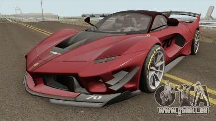Ferrari FXX-K Evo 2018 pour GTA San Andreas
