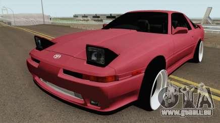 Toyota Supra MK3 JZA70 pour GTA San Andreas