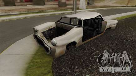 Car Wrecks für GTA San Andreas
