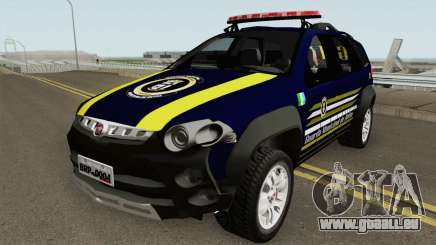 Fiat Palio Weekend Locker 2013 GM de BETIM für GTA San Andreas